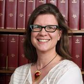 2-23 & 3-1-2011- Photo Isabel Gauthier, Prof. in the Psychology dept. of Wilson Hall. (Vanderbilt University / Steve Green)